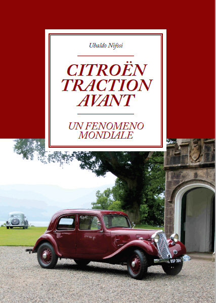 Citroen Traction Avant: Un fenomeno mondiale